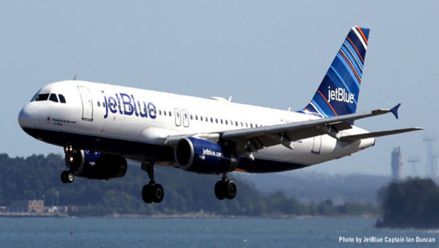JetBlue starts five weekly flights between Florida and Lima