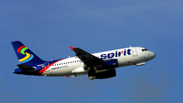 Spirit to resume daily flights between Ft Lauderdale and Lima