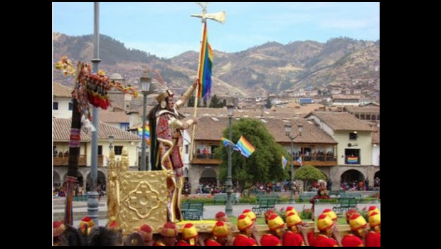 Book your Cusco trip featuring the Inti Raymi Festival