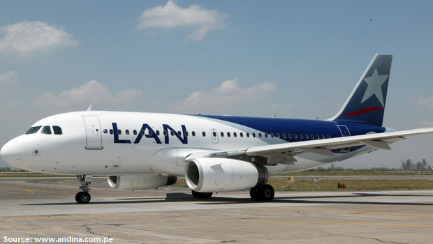 Fly to South America for up to half off usual fares on Lan Airlines