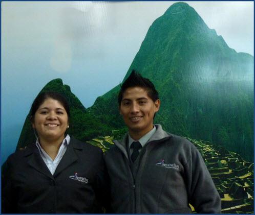 Fertur Peru Travel downtown office