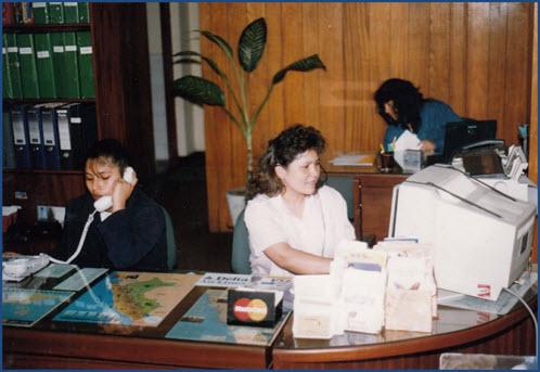 Fertur downtown office 2000