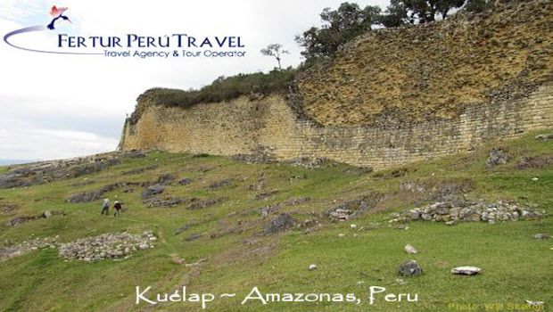 The great wall of Peru, Kuelap, will be accessible by cable car in 2016
