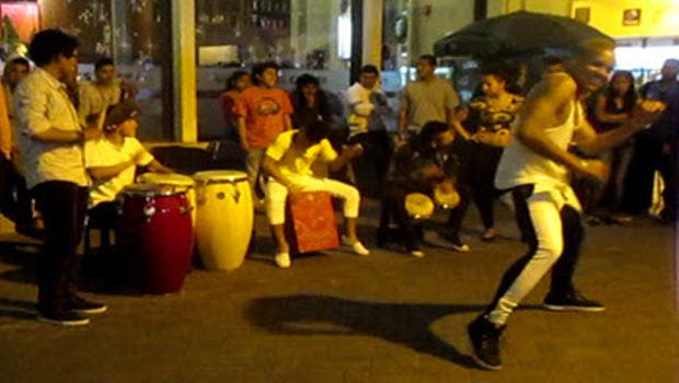 Trip to Peru: Lima's street theatre renaissance