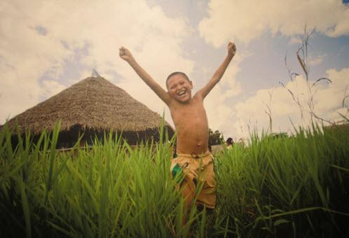 Celebrate and protect the mega-diversity of the Peruvian Amazon Basin
