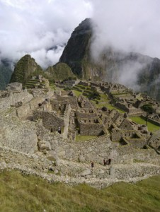 Traveling to Machu Picchu in January comes with some risk because it's the height of the rainy season, but people do  go, and have a great time.