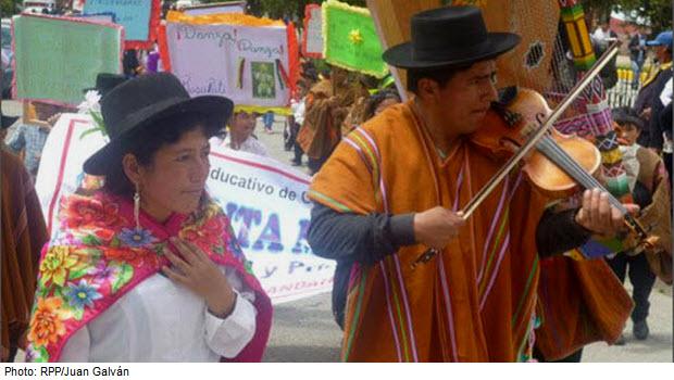 All Arts Festival underway in hommage to Arguedas