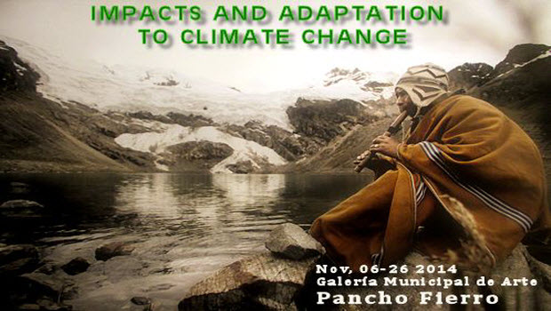 CARE Peru exhibit – adapting to Climate Change