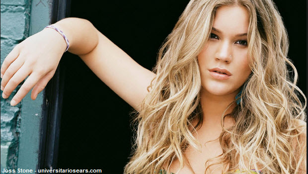 Joss Stone chooses ancient Peru pyramid for 2015 performance