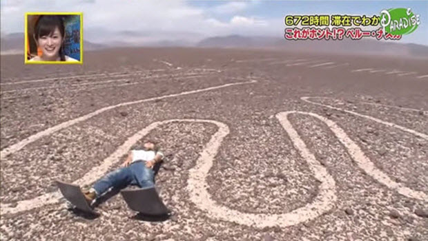 Nazca Lines archaeologist faces charges for TV tour