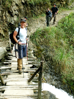 Hiking the back trails of Cusco's Inca heartland