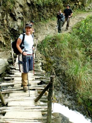 Hiking the back trails of Cusco's Inca heartland