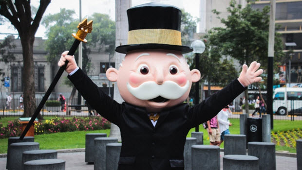 Lima voted TOP property in MONOPOLY HERE & NOW: World Edition