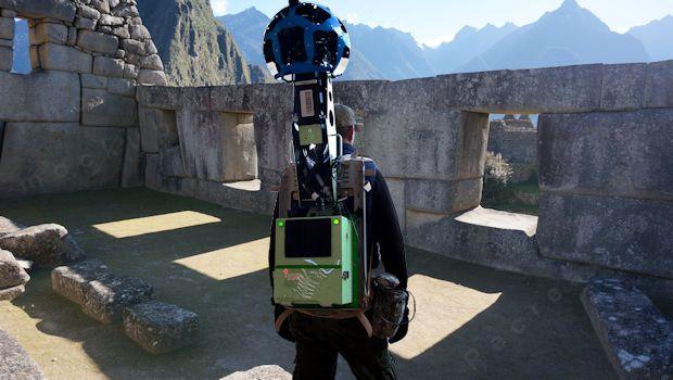 Google gets OK to scan Machu Picchu into Google Street View