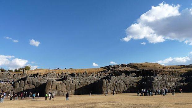 Restoring the Inca ecological balance at Sacsayhuaman