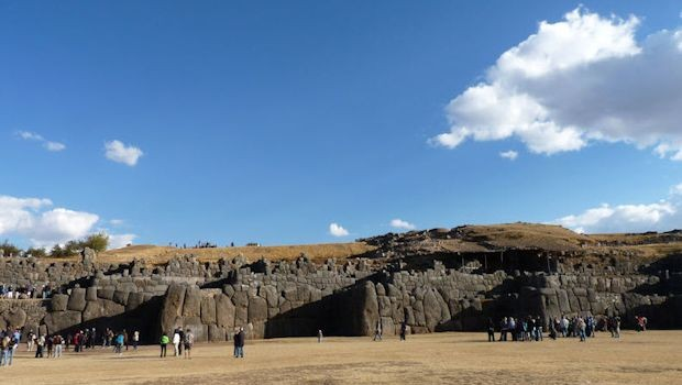 Visit Sacsayhuaman to ponder an awesome megalithic mystery
