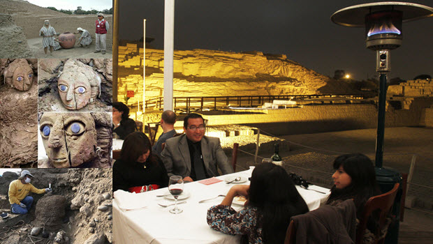 Gov't Decree Will Open Peru's Archaeological Sites to Private Sector Management