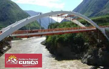Cusco bridges