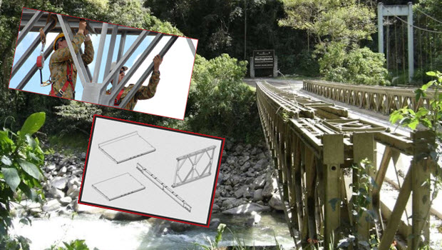 A new bridge to Machu Picchu