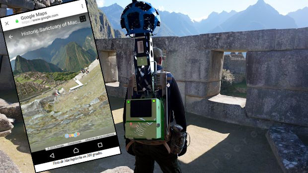Google delivers on Street View of Machu Picchu