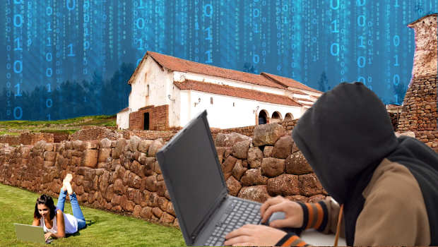 Top 10 tips for keeping safe from cyber-criminals and identity theft during your vacation in Peru
