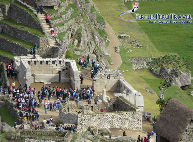 Machu Picchu Sacred Plaza