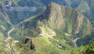 Machu Picchu symmetry