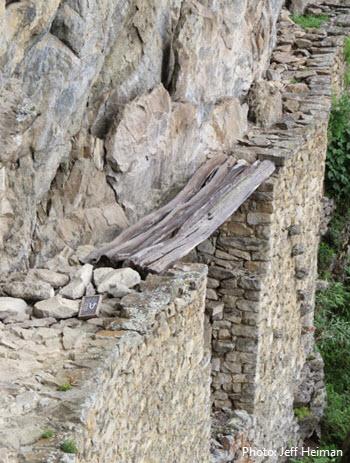 Machu Picchu Inca Bridge