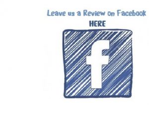 facebook how to leave a review of a page