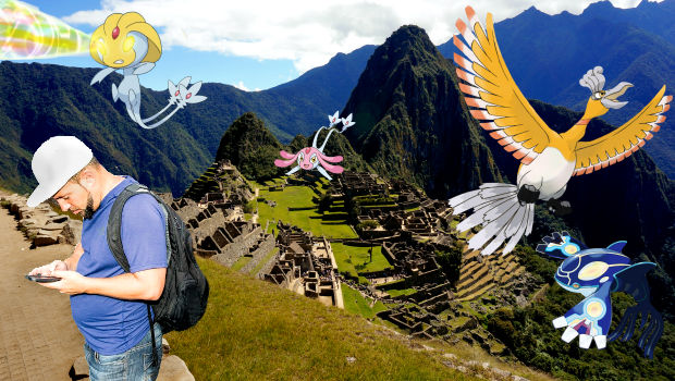 Pokemon GO Fever In Cusco & Could Reach Heights of Machu Picchu