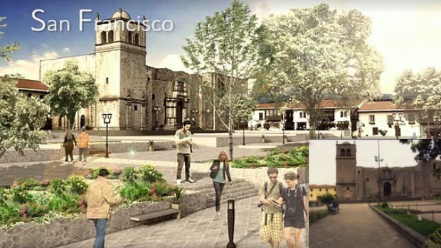 A Cusco City Tour would be free of cars by 2025 under this plan
