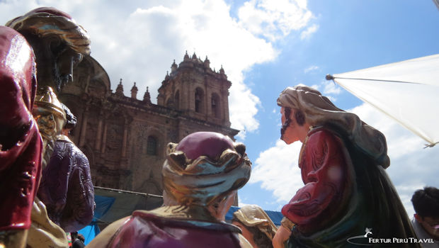 Happy Holidays from Fertur Peru Travel!