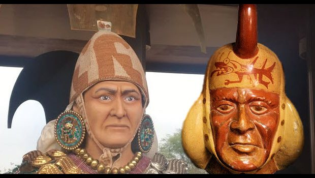 Face of pre-Columbian ruler revealed, but is it his first true portrait?