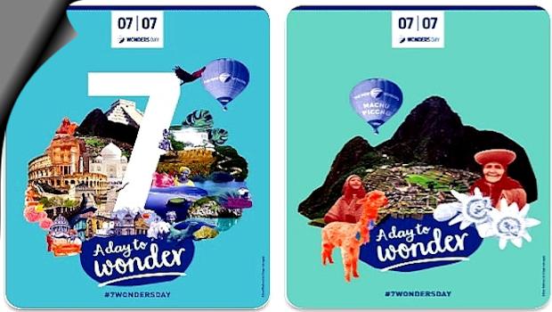 Machu Picchu's 10-year Anniversary as Seventh Wonder of the World