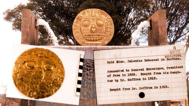The Inca Sun of Suns Could be Returned to Cusco – by Donald Trump?