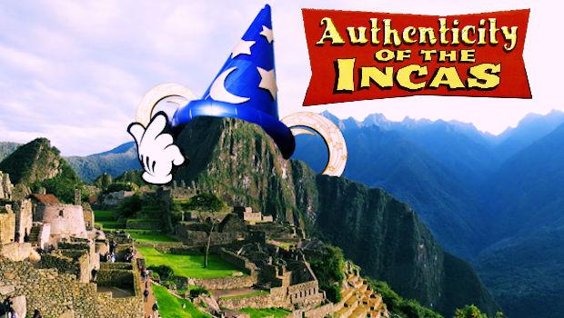 Peru Congressman Proposes the Disneyfication of Cusco
