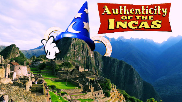 Peru Congressman Proposes the Disneyfication of Cusco