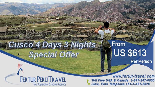 Budget Cusco – Machu Picchu Package for Winter 2018