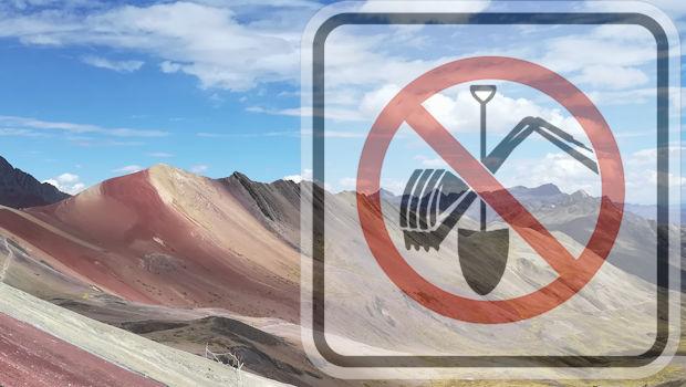 Cusco's Rainbow Mountain Averts Mining Crisis