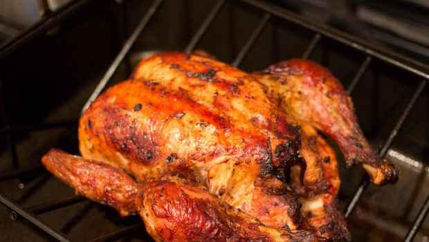 A Recipe for Happiness: Peruvian Rotisserie Chicken