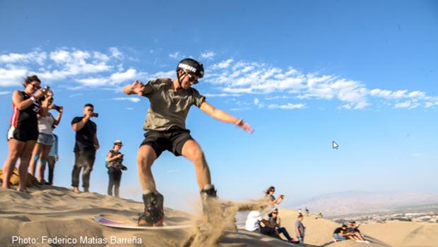 Sandboarding in Huacachina: An Unforgettable Desert Adventure