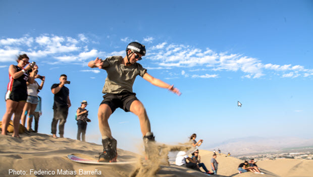 Sandboarding in Huacachina: An Unforgettable Desert Adventure