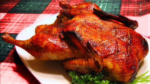 Thanksgiving Turkey Recipe: Pisco Peruvian Style