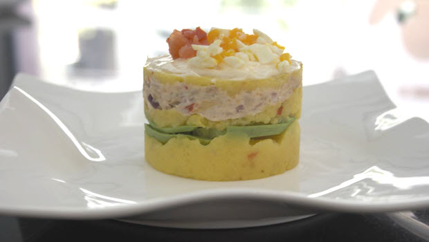 Peruvian Causa: A Quick, Easy Recipe