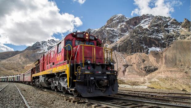 Ferrocarril Centro Andino Train - Lima-Huancayo-Lima - Photo © Fertur Peru Travel EIRL / Manuel Medir Roca
