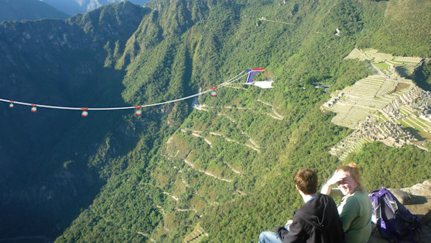 Why the Machu Picchu Cable Car proposal should be rejected
