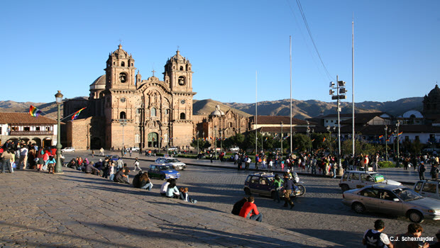 Cusco Cathedral - Photo by © C.J. Schexnayder