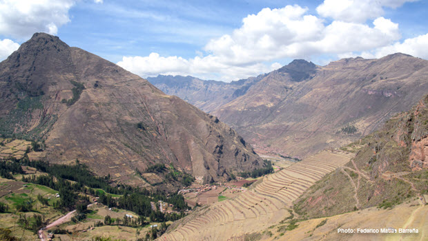 Sacred Valley in Cusco