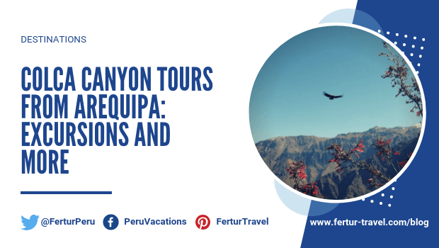 Colca Canyon Tours from Arequipa: Excursions and More