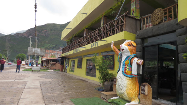 Cuyeria Inti restaurant in Cusco, is other best place to eat cuy in Lamay, Cusco.